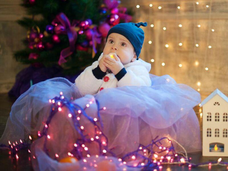 Новогодняя фотосессия с ребенком – советы по проведению | sakaeva.ru