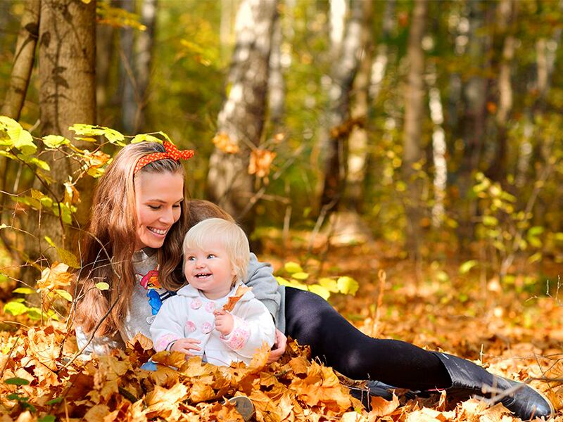 Как организовать фотосессию мамы и ребенка — лучшие идеи