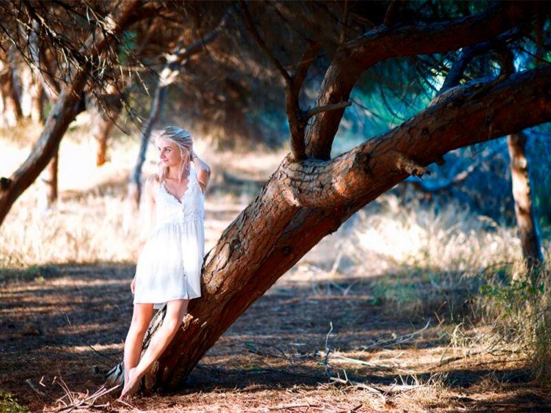 Выбор одежды для весенней фотосессии – цвет, покрой, стилистика