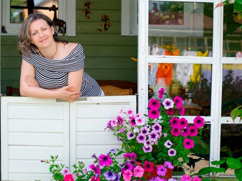Фотосессия с цветами – как сделать интересные фото