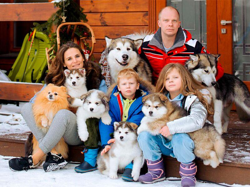 Семейная фотосессия – креативные идеи для удачной съемки