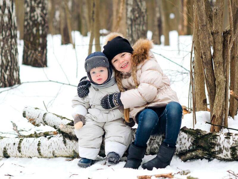 Выбираем время для съемки в зимний период